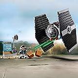 LEGO Star Wars - L'attaque du chasseur TIE - 75237 - Jeu de construction