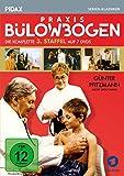 Praxis Bülowbogen, Staffel 3 / Weitere 20 Folgen der Kultserie mit Günter Pfitzmann (Pidax Serien-Klassiker) [7 DVDs]
