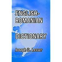 English / Romanian Dictionary (Dictionaries Book 23) (English Edition)