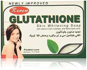 Renew Glutathione - Skin Whitening Soap,135gm