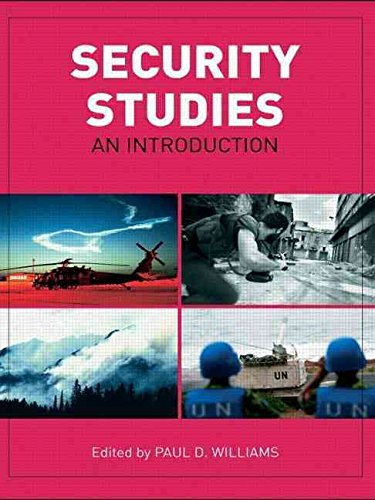 [(Security Studies : An Introduction)] [Edited by Paul D. Williams] published on (September, 2008)