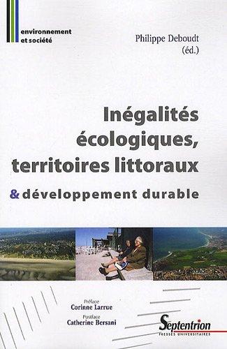 Inégalites écologiques, territoires littoraux et développement durable