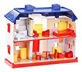 Doll House Play Set with furniture ( 24 ...