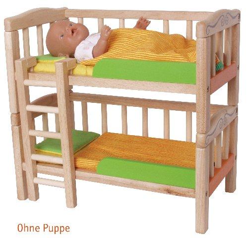 Im Toy 42034PP Dollie Bunk Bed