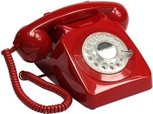 Retro 60s 70s GPO BT 746 Dial Telephone