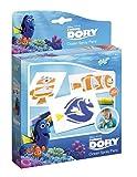 Totum 780019 - Disney Findet Dorie, Sprühstiftkunstwerke Bastel Set