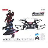 MGN Pro Quad Drone with 2.4 Ghz Remote Control, Blade Guard and Headless