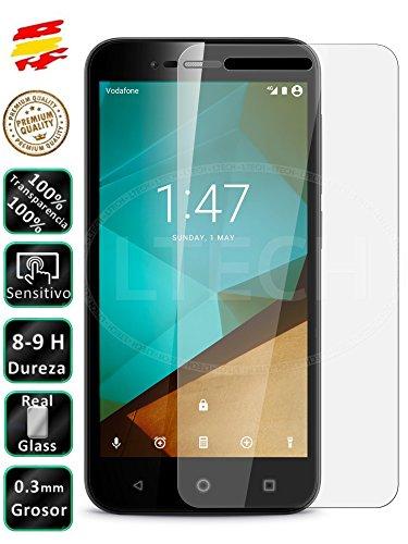 Protector de Pantalla Cristal Templado Vidrio 9H para Vodafone Smart Prime 7 - Movilrey