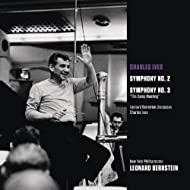 "Ives: Symphony No. 2; Symphony No. 3 ""The Camp Meeting""; Leonard Bernstein discusses Charles Ives"