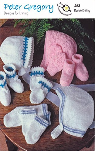 peter-gregory-dk-double-knitting-pattern-463-baby-accessories-baby-product