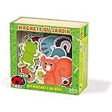 Vilac - 8026 - Jouet De Premier Age - Magnets Jardin
