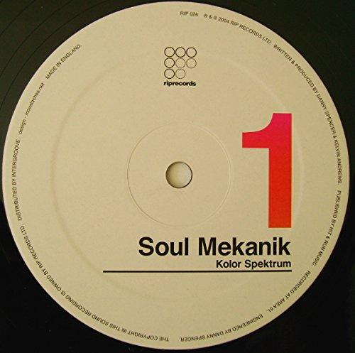 House Of Kolors (Kolor Spectrum Remixes [Vinyl Single])