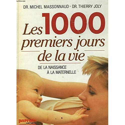 Les 1000 premiers jours de la vie