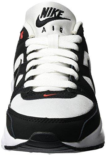 wholesale dealer e04a3 9272b ... Bianco Nike Orange bambini Max Command Flex Scarpe Basse black  Ginnastica Air max Da white Unisex ...