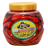 #1: Superv Gold Red Chilli Pickle - 900 gm