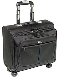 PEDEA Notebook Trolley 'Premium' 39,8-43,9 cm (15,6-17,3 Zoll) schwarz