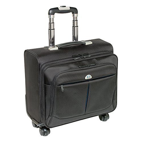 PEDEA Business Notebook-Trolley Laptop-Rollkoffer Premium mit Notebookfach 15,6-17,3 Zoll