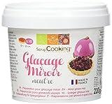 Scrapcooking Pot Mix Glaçage Miroir Neutre 220 g - Lot de 3