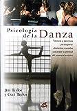 Psicología Danza: Técnicas Ejercicios
