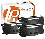 Bubprint 3 Toner kompatibel für Brother TN-3060 für DCP-8085DN HL-5240 HL-5250DN HL-5340D HL-5350DN MFC-8380DN MFC-8460N MFC-8860DN MFC-8880DN Schwarz