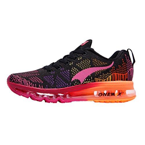 Onemix Donna Scarpe Da Sportive Running Basket Sneakers Estive