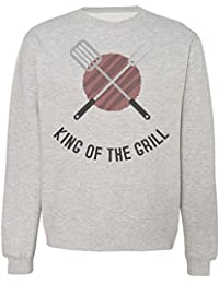 King Of The Grill Cool Spatula Equipment For Grill Sudadera Unisex