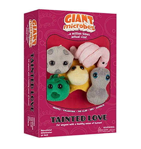 Plush Microbe: Tainted Love Box
