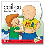 Caillou Favorite T-Shirt (Scooter)