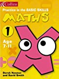 Practice in the Basic Skills (6) – Maths Book 1
