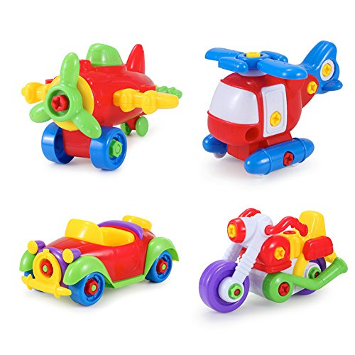 berry-presidenttm-set-of-4-take-apart-toy-amazing-detachable-planes-and-cars-toy-for-kids