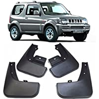 Guardabarros Splash Guards Mud Flaps Guardabarros Ajuste para Jimny 2005 – 2016