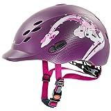 Uvex Casque d'équitation pour Enfant Onyxx, Enfant, S4334620504, Princess Berry Mat,...