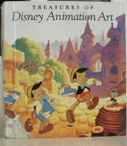 Treasures of Disney Animation Art (Tiny Folio) por Robert E. Abrams