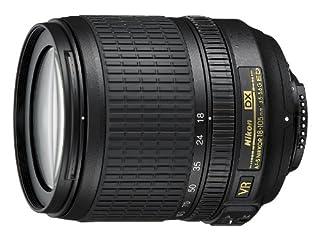 Nikon AF-S DX VR 18-105mm G - Objetivo para Montura F de Nikon (Distancia Focal 27-157.5mm, Apertura f/3.5-5,6, estabilizador) Color Negro (B001EO6W8K) | Amazon Products