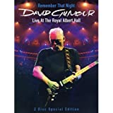 David Gilmour - Remember That Night: Live At The Royal Albert Hall