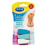 Scholl Pink Velvet Smooth Nagelpflegesystem Nachfüllpackung