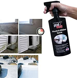 Good ideas 913 produit anti mousse anti moisissure pour - Anti moisissure salle de bain ...