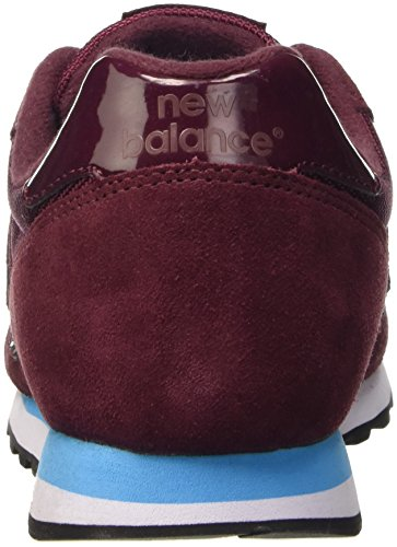 New Balance 373, Chaussures de Running Entrainement Homme Rouge (Burgundy 512)