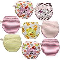Skhls Calzones de Entrenamiento Cómodos para Bebé 2-4 años