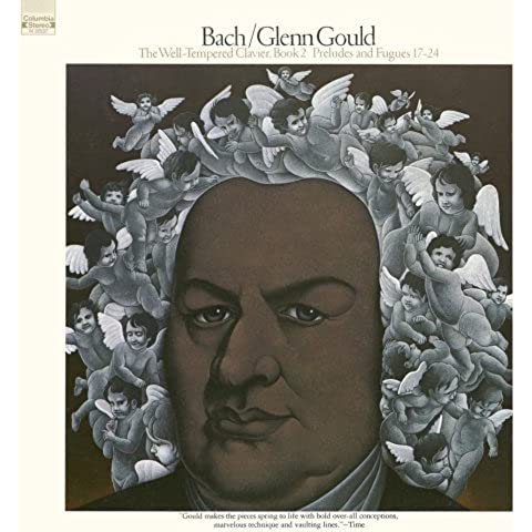 Bach: The Well-Tempered Clavier, Book Ii, Bwv 886-893 - Bach Well