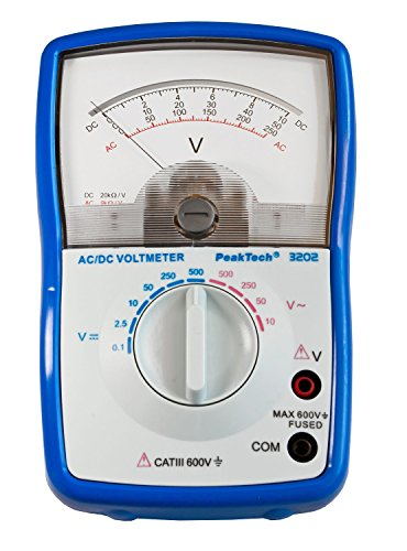 PeakTech Analog Multimeter 3202