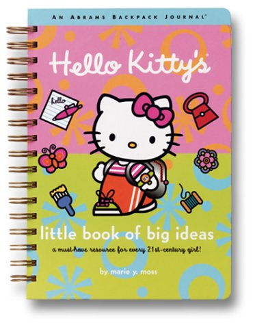 Hello Kitty's Little Book of Big Ideas: An Abrams Backpack Journal
