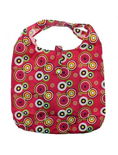 Retro-Handtasche im Stil der Sixties -60er-Jahre