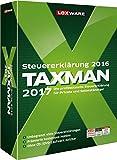 Software - TAXMAN 2017 (für das Steuerjahr 2016) - Die Steuersoftware, die für jeden passt