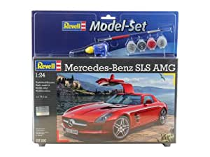 Revell - 67100 - Maquette - Model Set Mercedes - SLS AMG