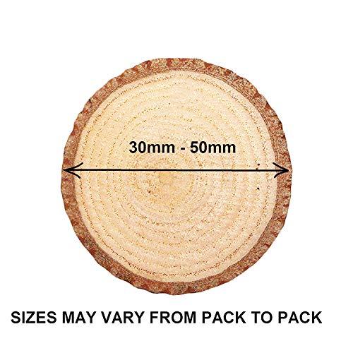 Zoom IMG-1 kurtzy dischi legno 50 pcs
