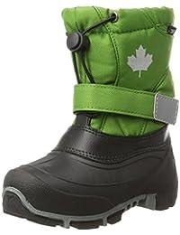 Canadians Jungen 467 184 Hohe Sneaker, Schwarz (Black), 29 EU
