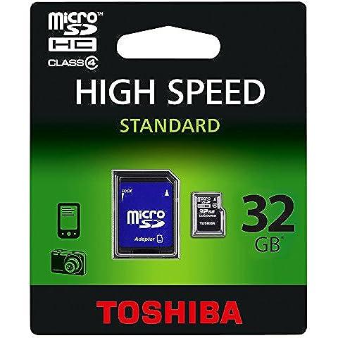 Toshiba SD-C32GJ Micro SDHC 32 GB