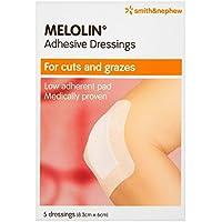 Melolin 1271 Melolin 8,3 cm x 6 cm 5 Haftverbände preisvergleich bei billige-tabletten.eu