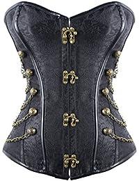 040005dec3e53 Suchergebnis auf Amazon.de für: steampunk korsett: Bekleidung